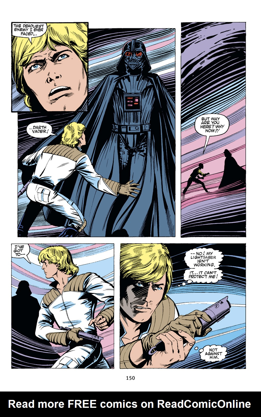 Read online Star Wars Omnibus comic -  Issue # Vol. 21 - 143