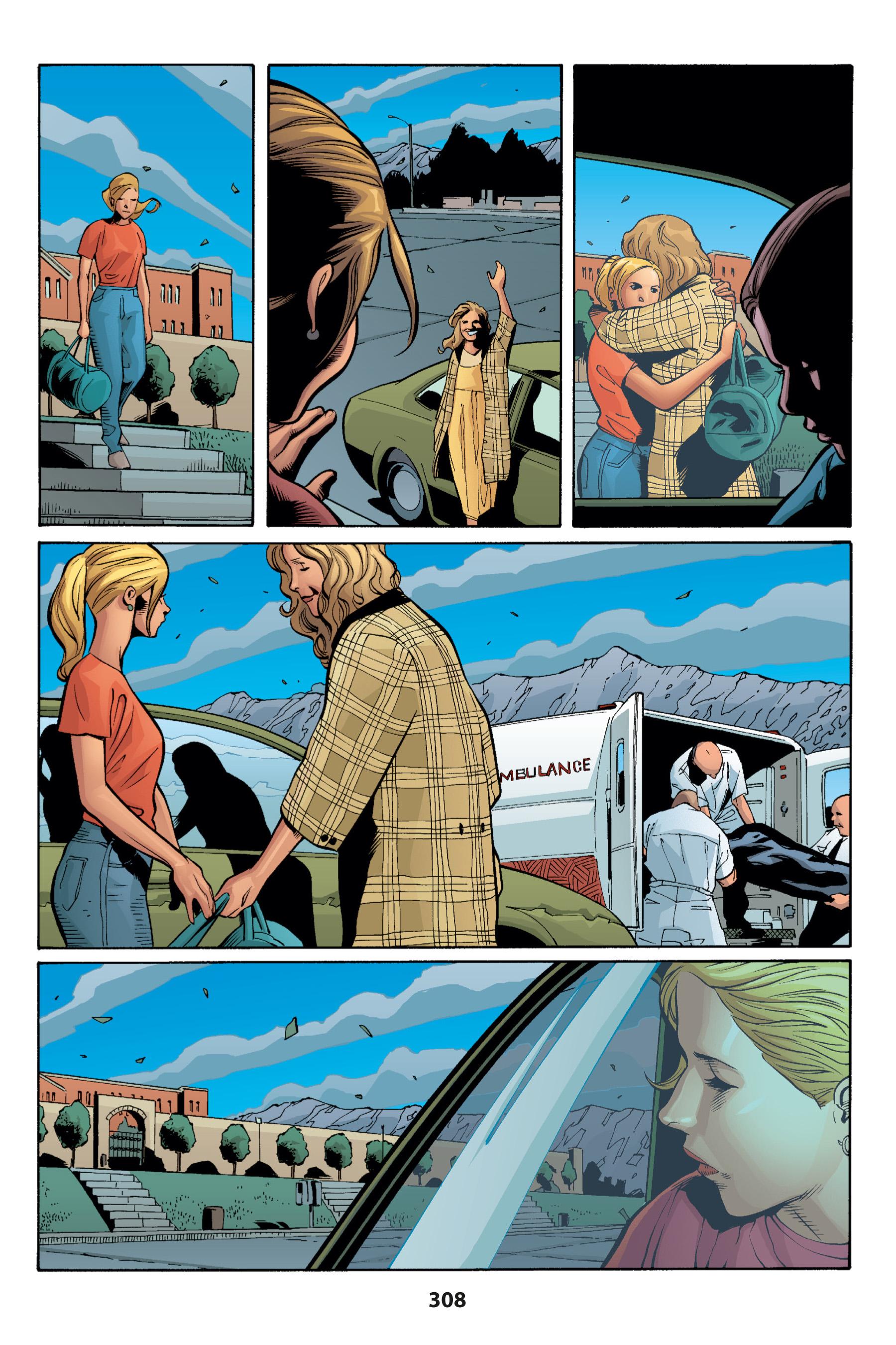 Read online Buffy the Vampire Slayer: Omnibus comic -  Issue # TPB 1 - 296