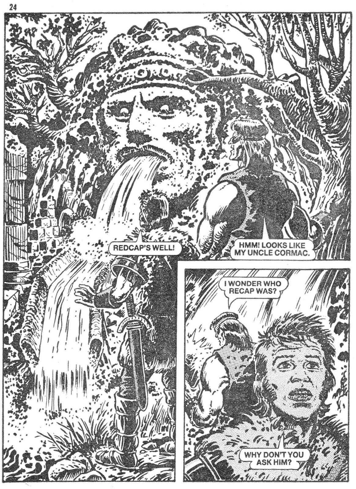 Starblazer issue 209 - Page 25
