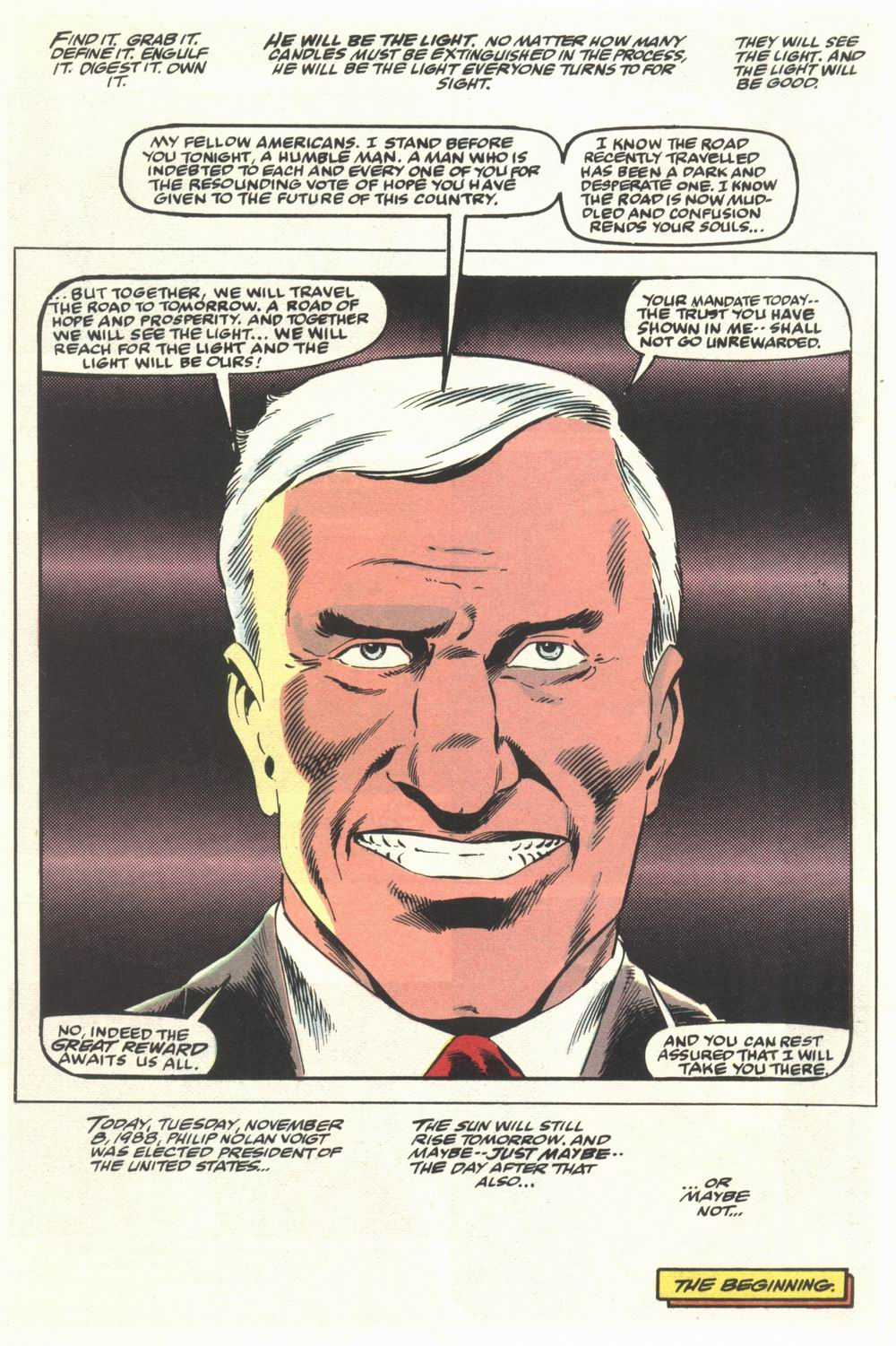 Read online Justice (1986) comic -  Issue #29 - 29