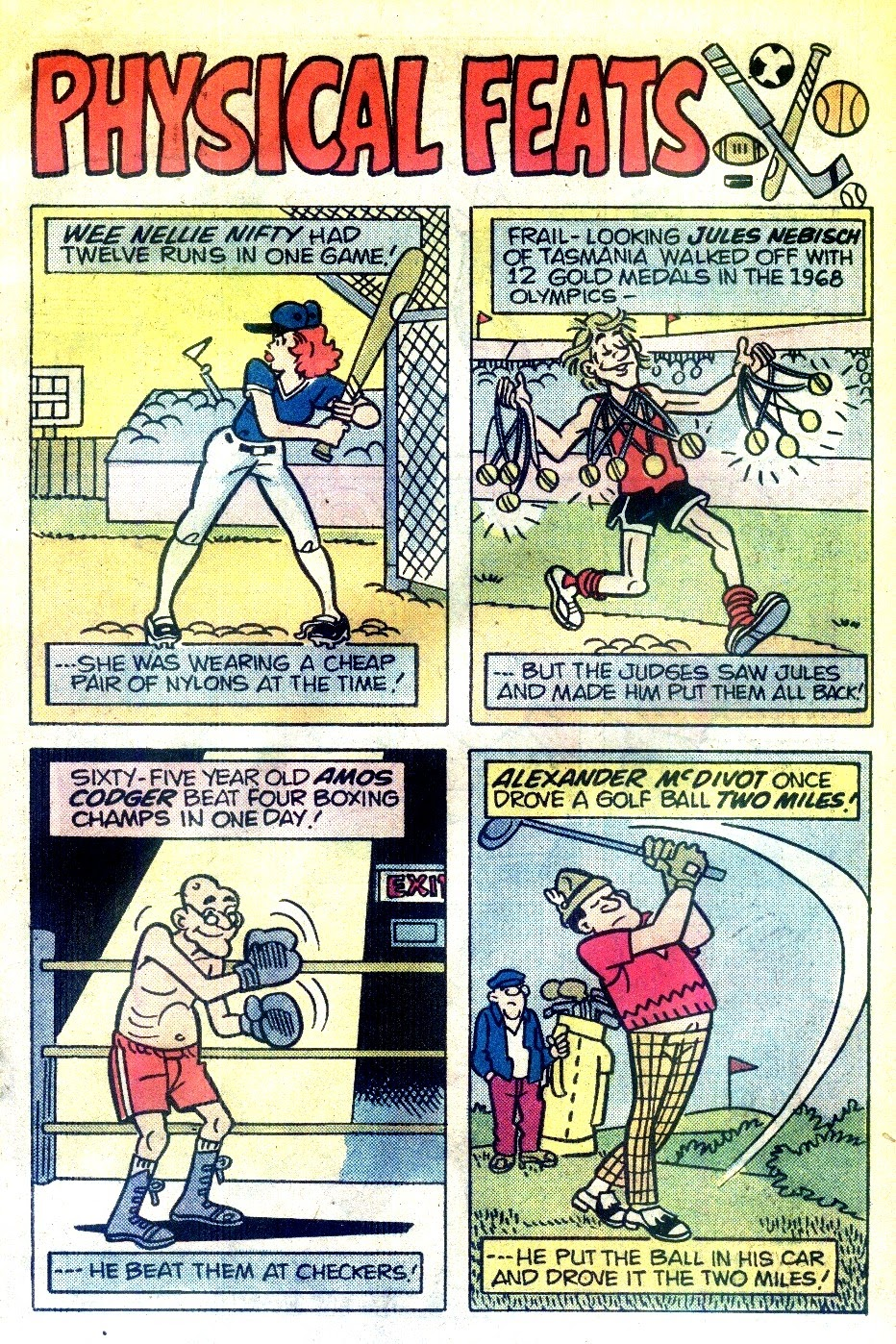 Read online Madhouse Comics comic -  Issue #128 - 7