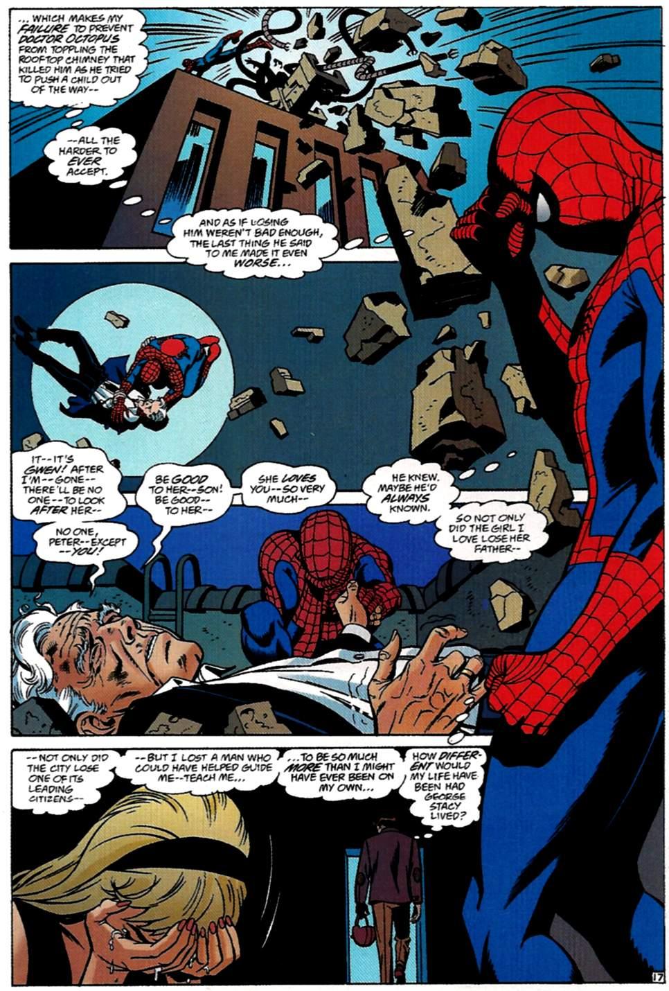 Read online Spider-Man: Lifeline comic -  Issue #1 - 18