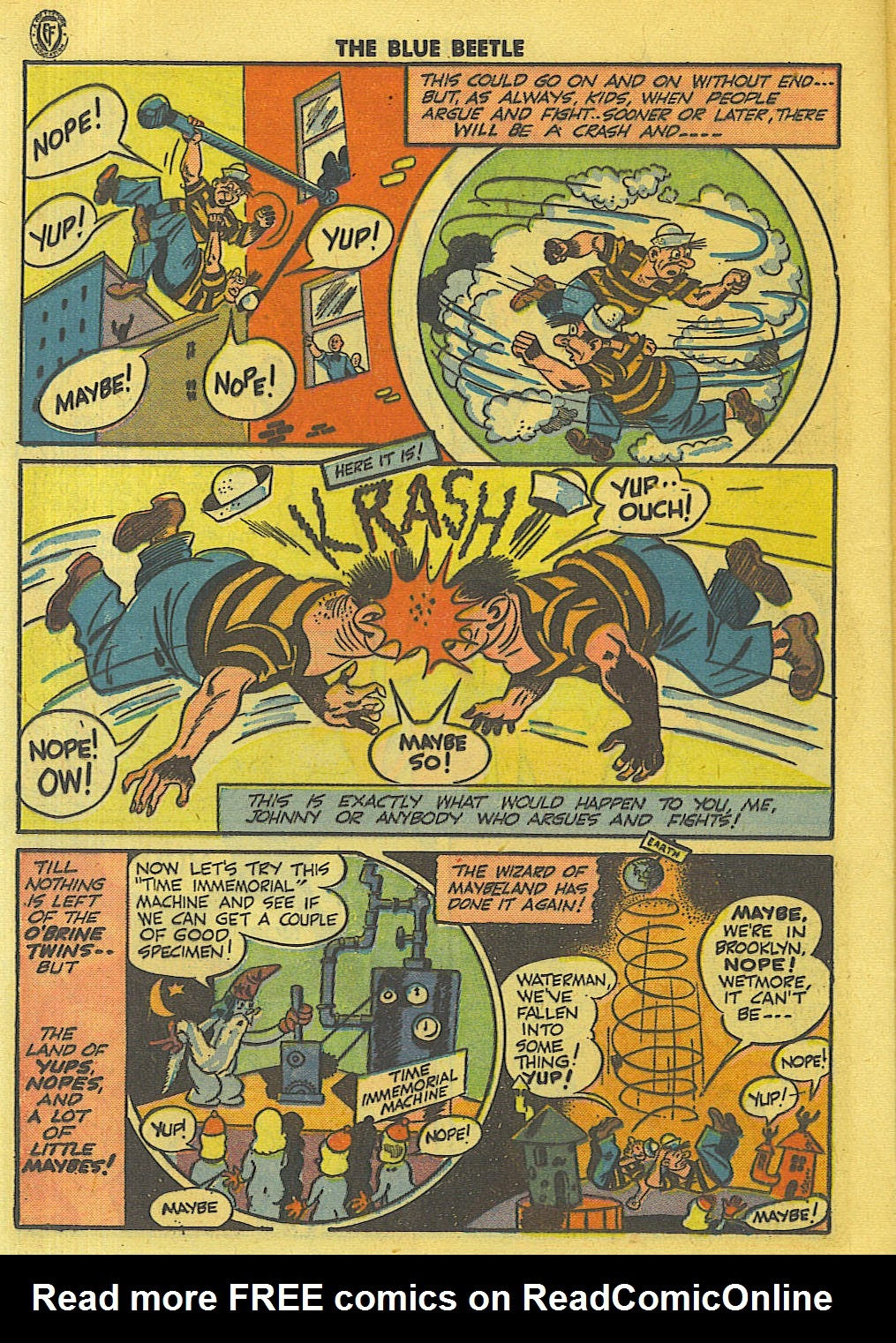 The Blue Beetle issue 35 - Page 31