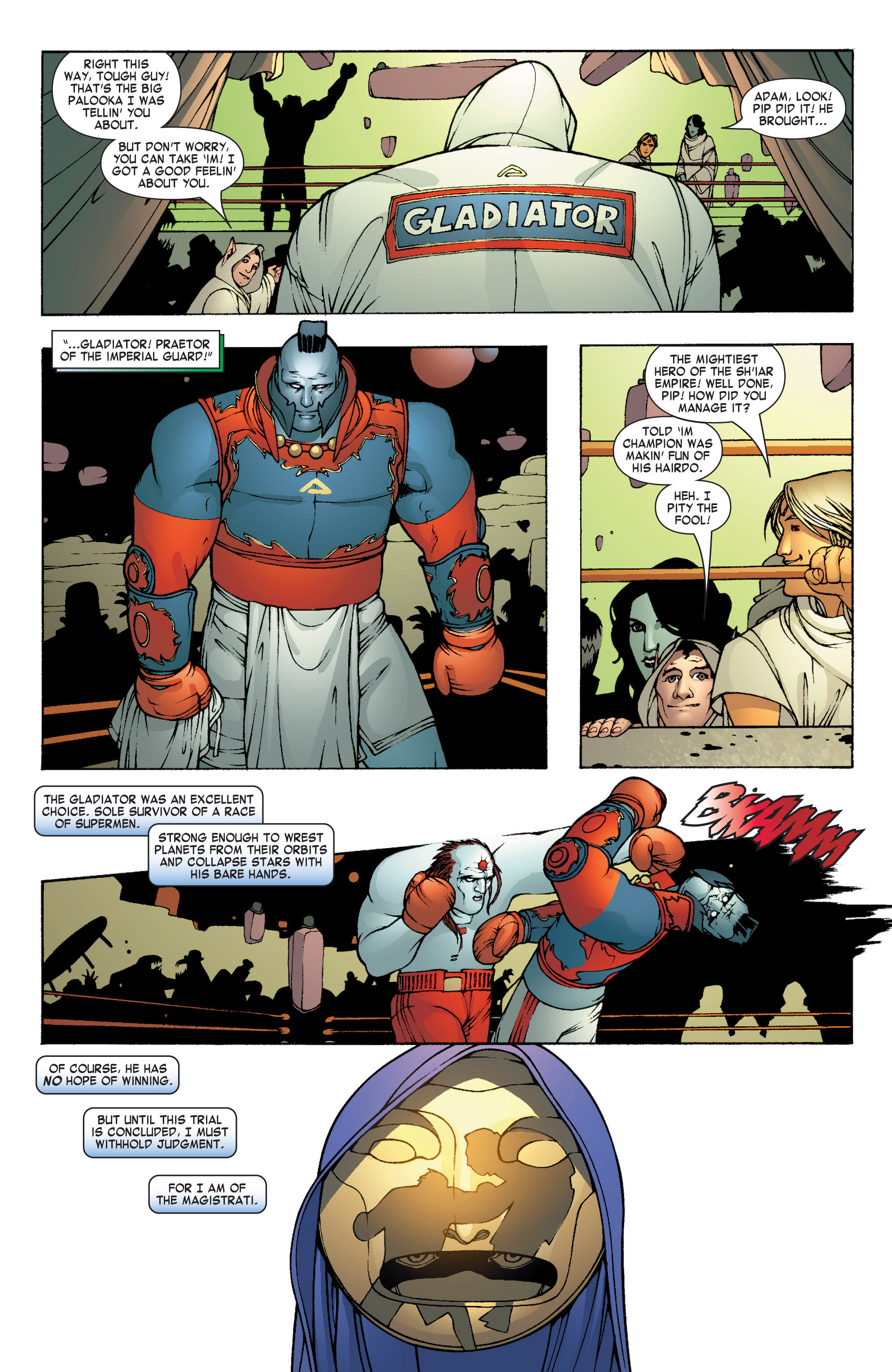 Read online She-Hulk (2004) comic -  Issue #7 - 10
