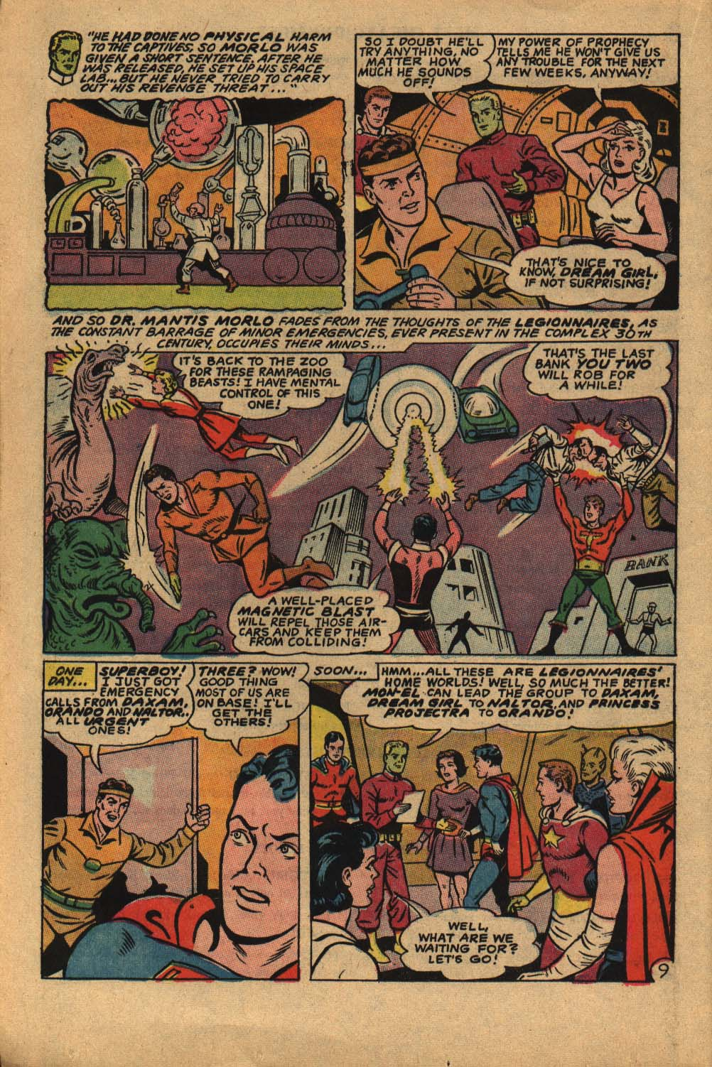 Read online Adventure Comics (1938) comic -  Issue #362 - 16