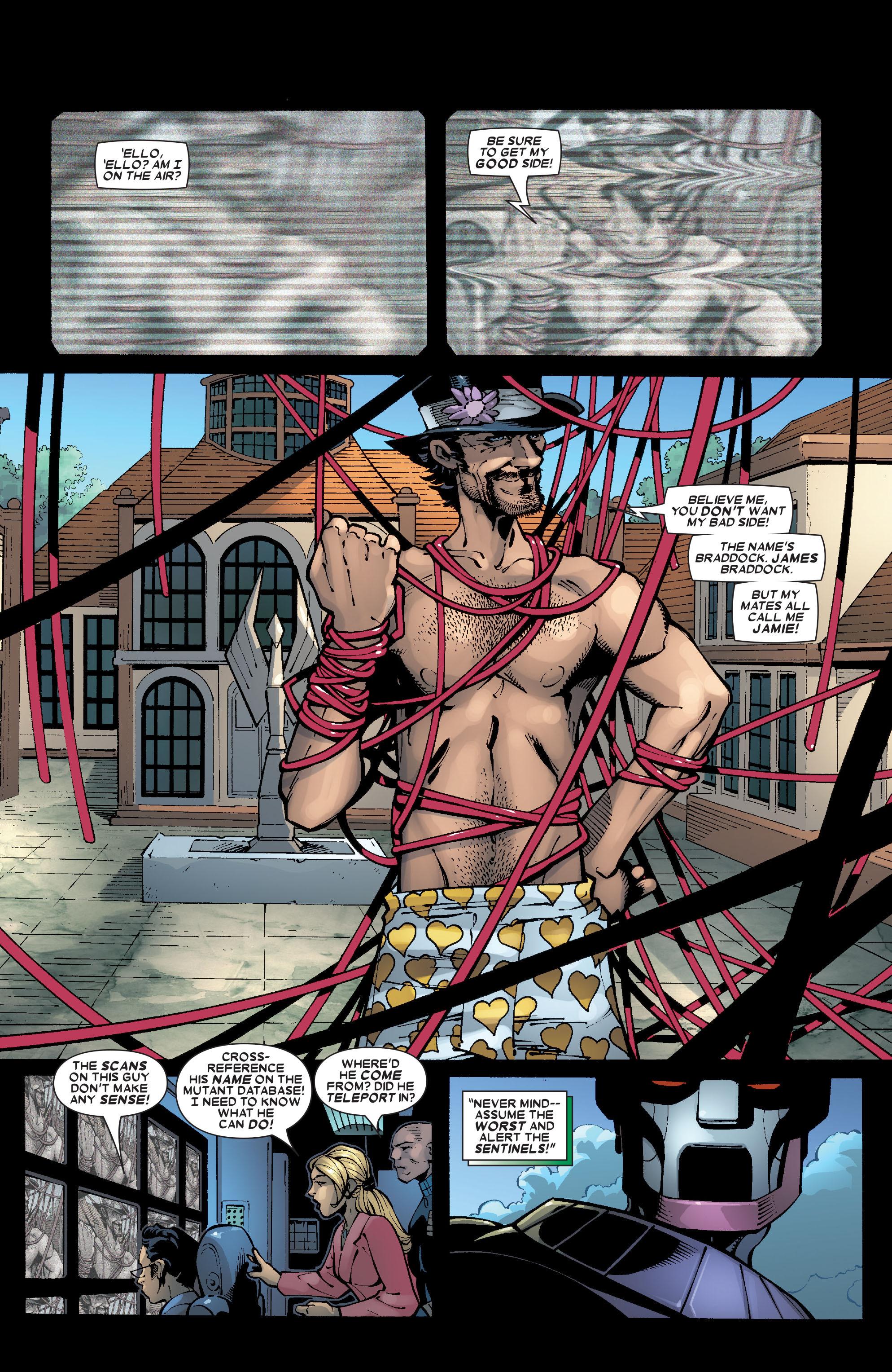 Read online Uncanny X-Men (1963) comic -  Issue #472 - 10