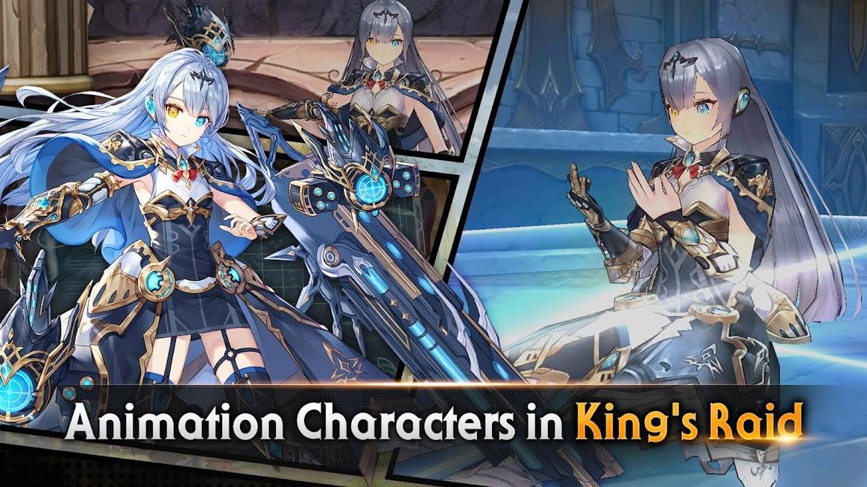 King's Raid Mod APK