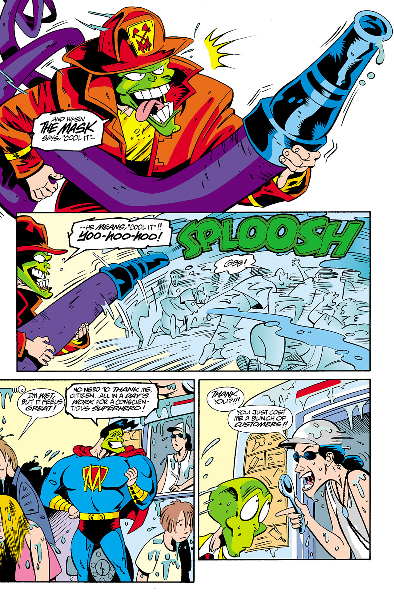 Read online Adventures Of The Mask Omnibus comic -  Issue #Adventures Of The Mask Omnibus Full - 235