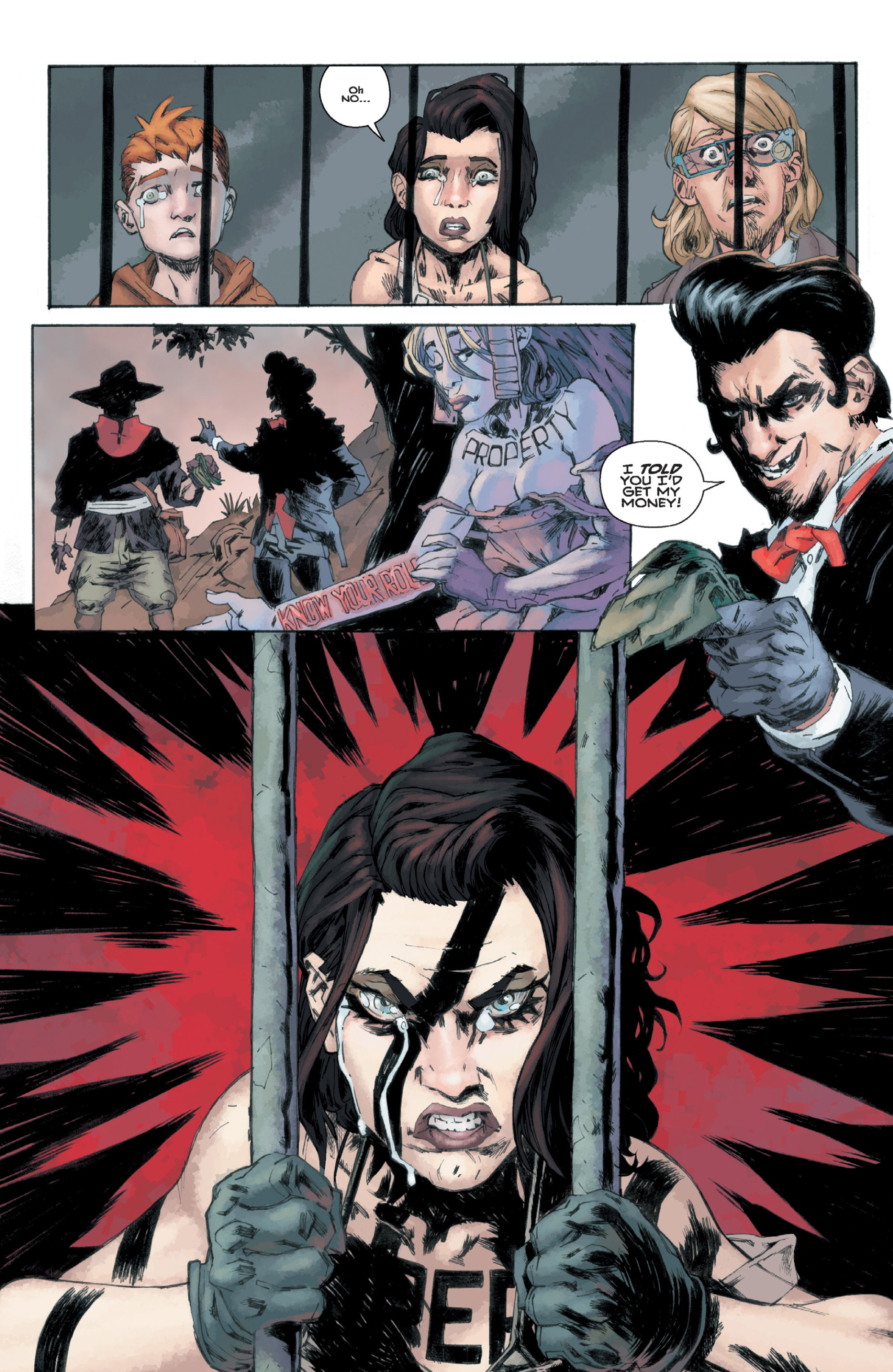 Read online Orchid comic -  Issue # TPB 1 - 30