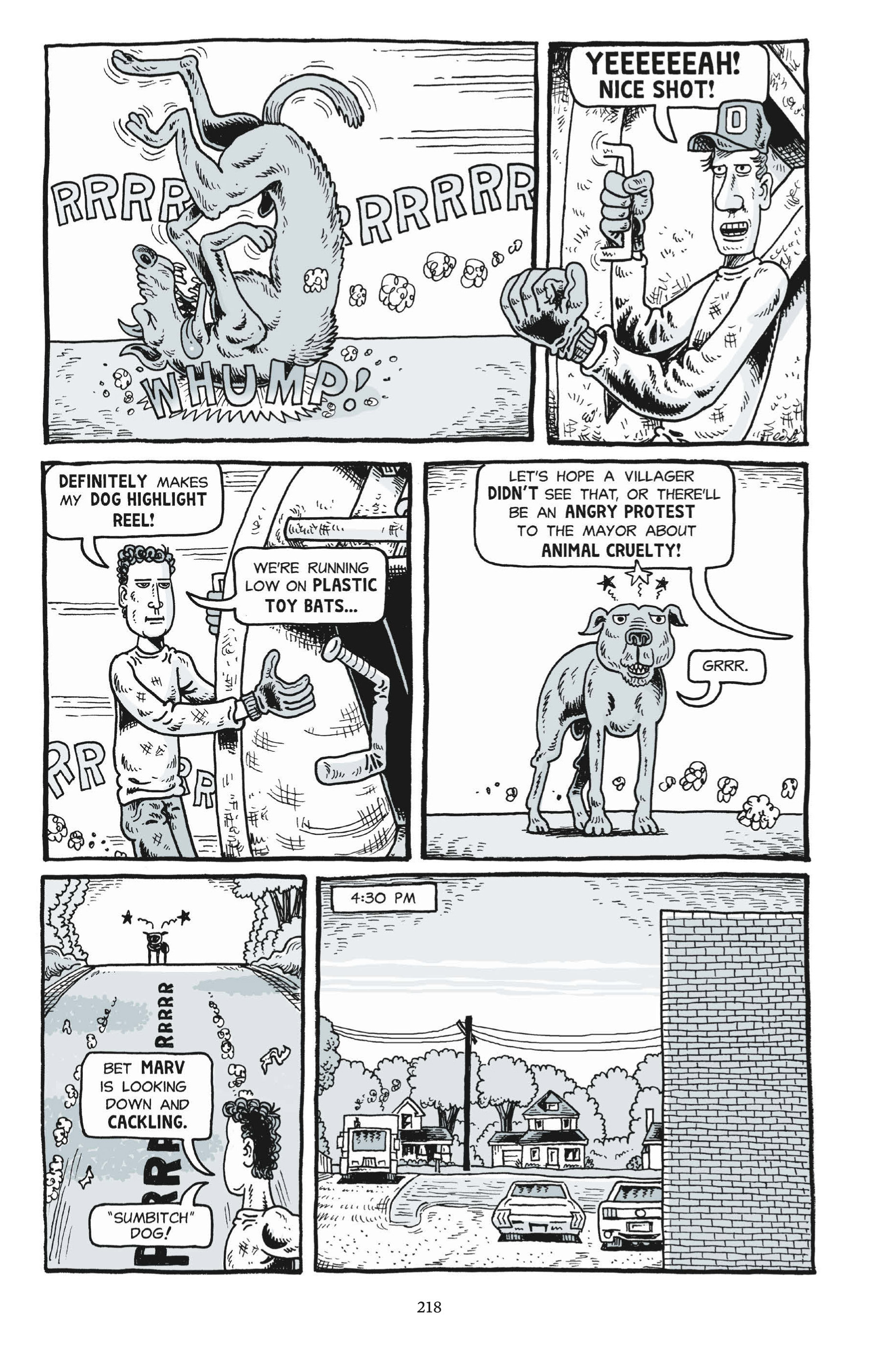 Read online Trashed comic -  Issue # Full - 210