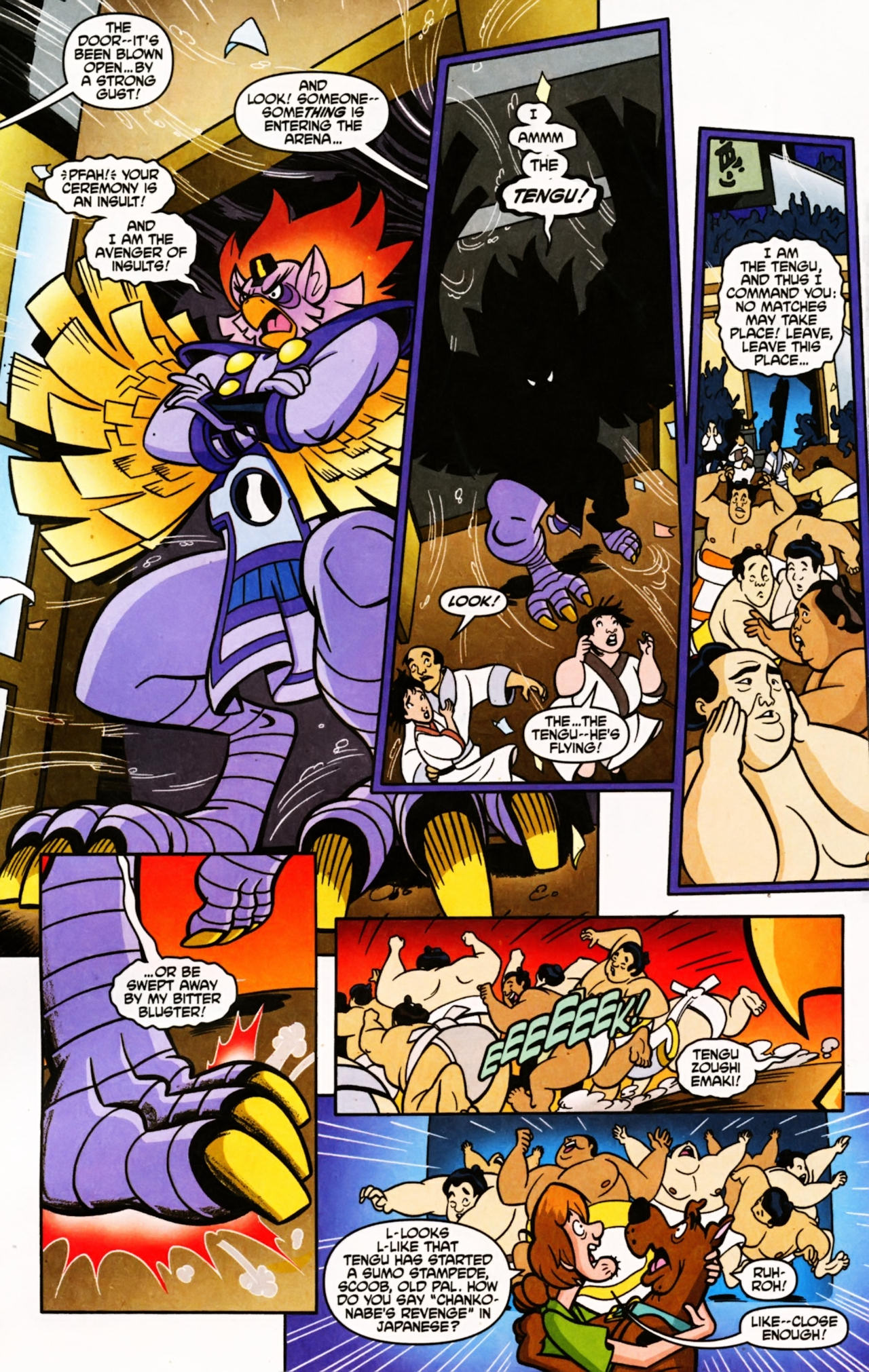 Read online Scooby-Doo (1997) comic -  Issue #148 - 6