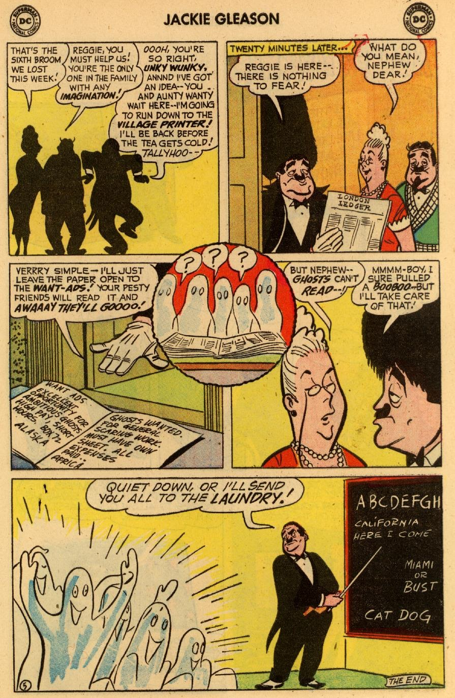 Jackie Gleason and the Honeymooners issue 8 - Page 29