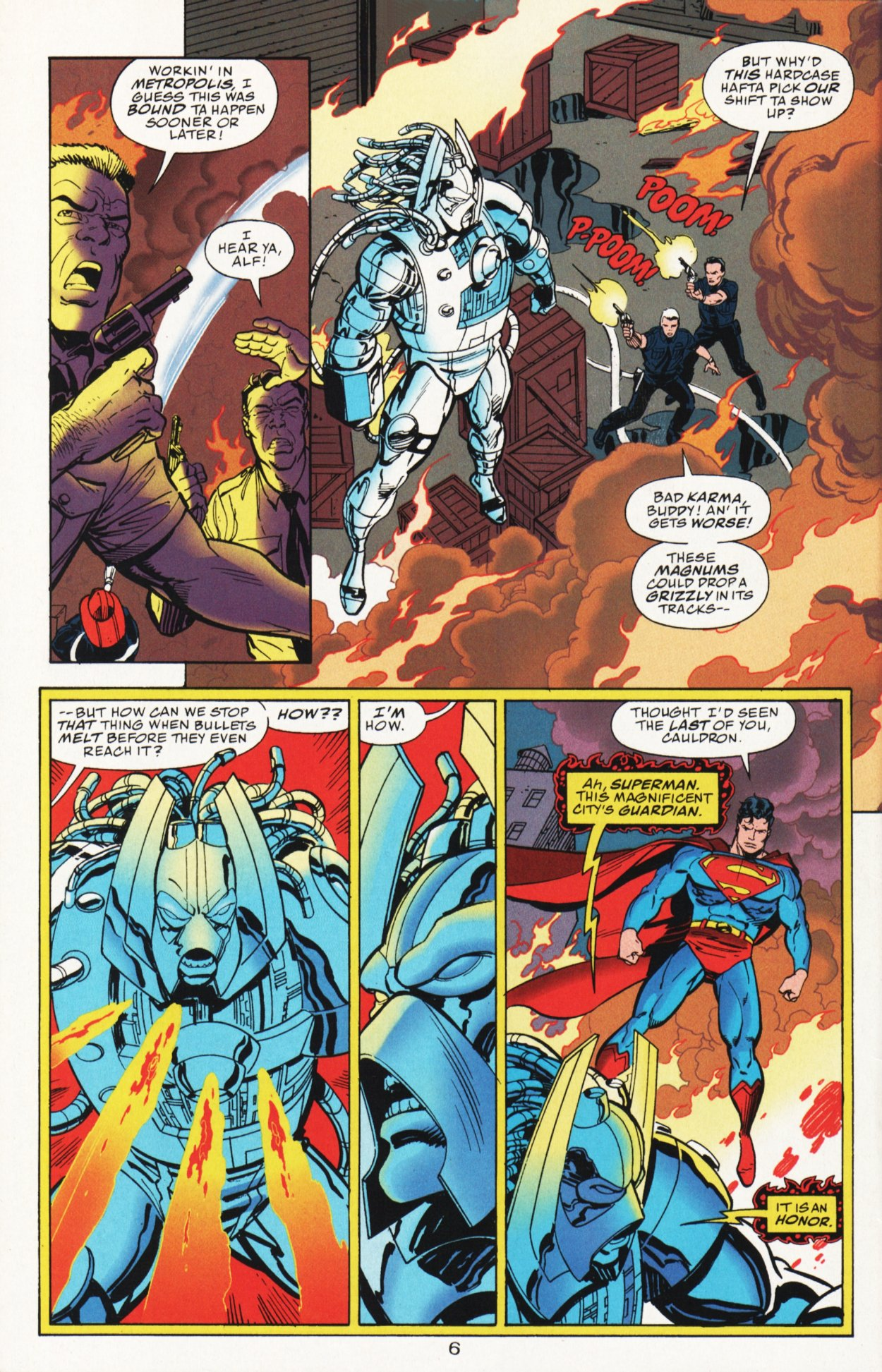 Action Comics (1938) 731 Page 8