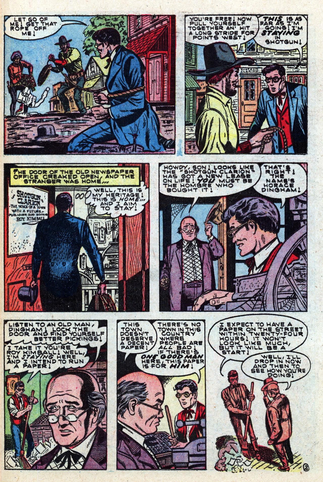 Read online Two-Gun Kid comic -  Issue #27 - 21