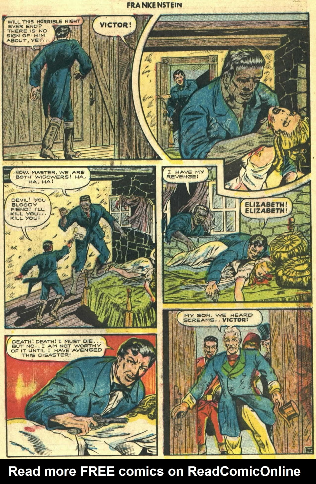 Classics Illustrated issue 26 - Page 37