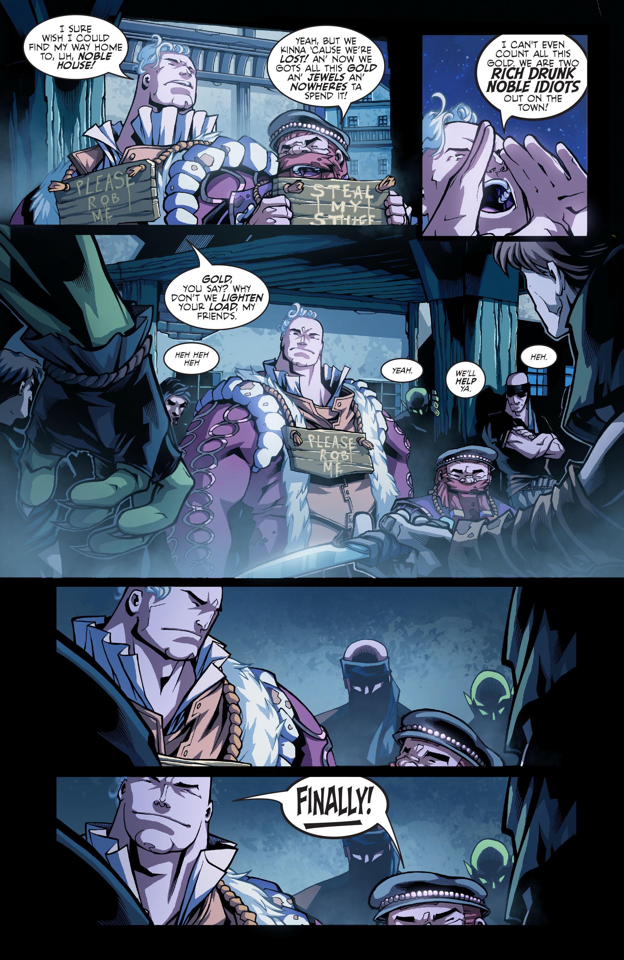 Read online Skullkickers comic -  Issue #8 - 13