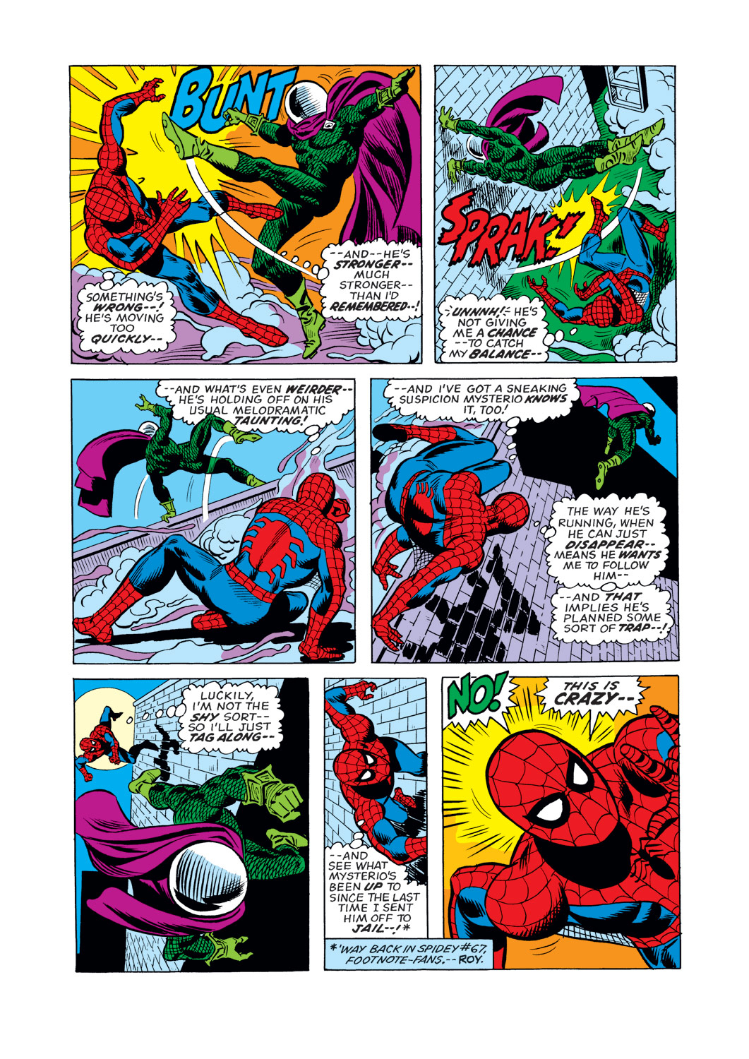 The Amazing Spider-Man (1963) 141 Page 13