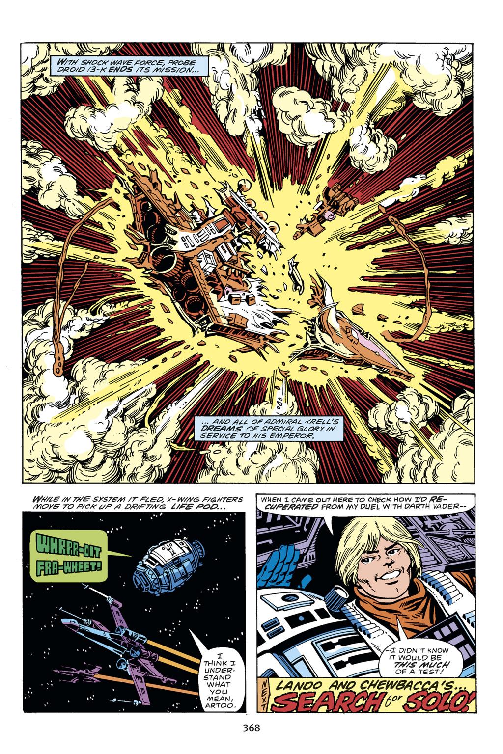 Read online Star Wars Omnibus comic -  Issue # Vol. 14 - 365