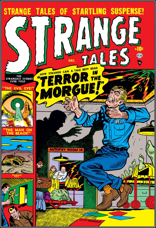 Strange Tales (1951) 4 Page 1