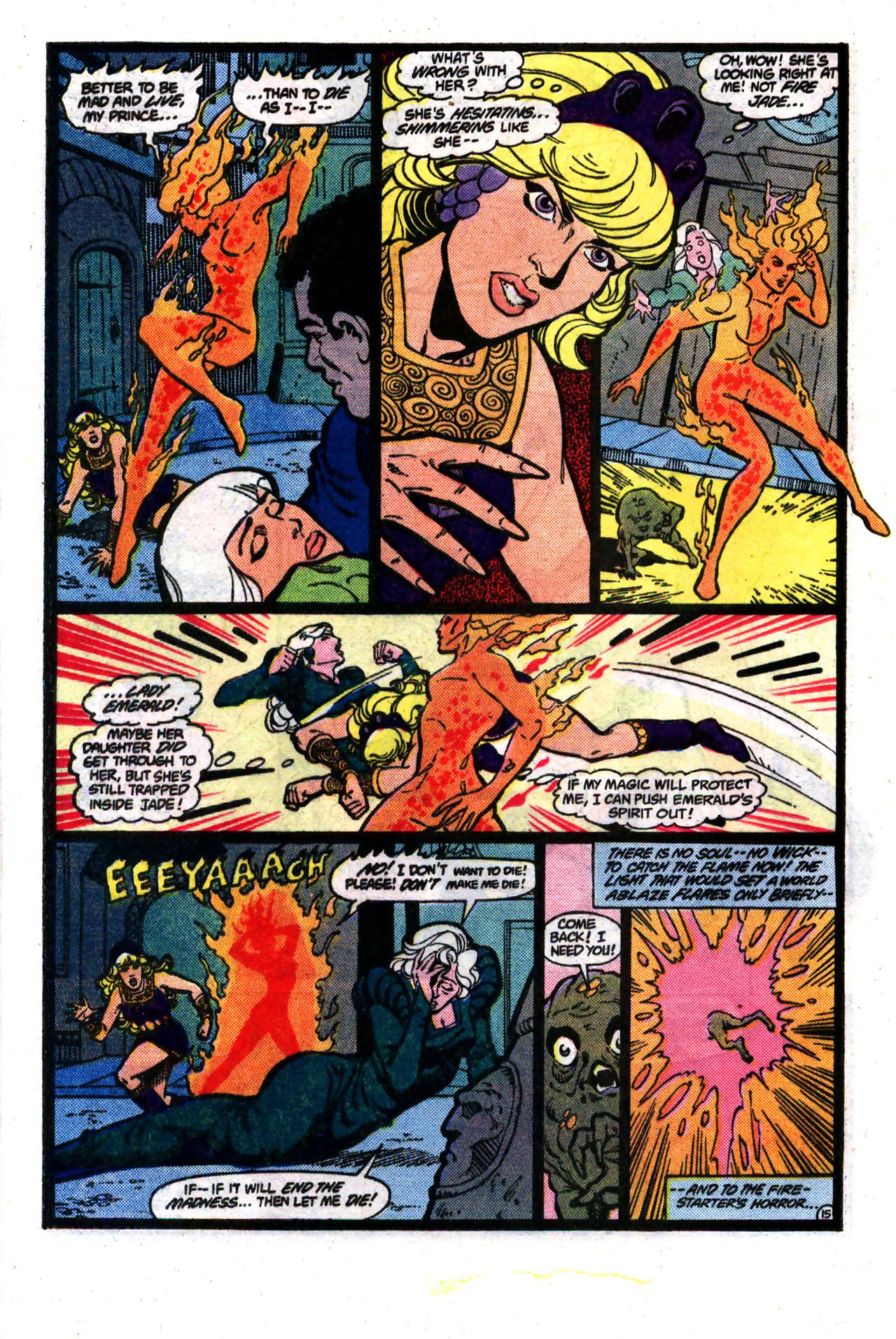Read online Amethyst (1985) comic -  Issue #8 - 15