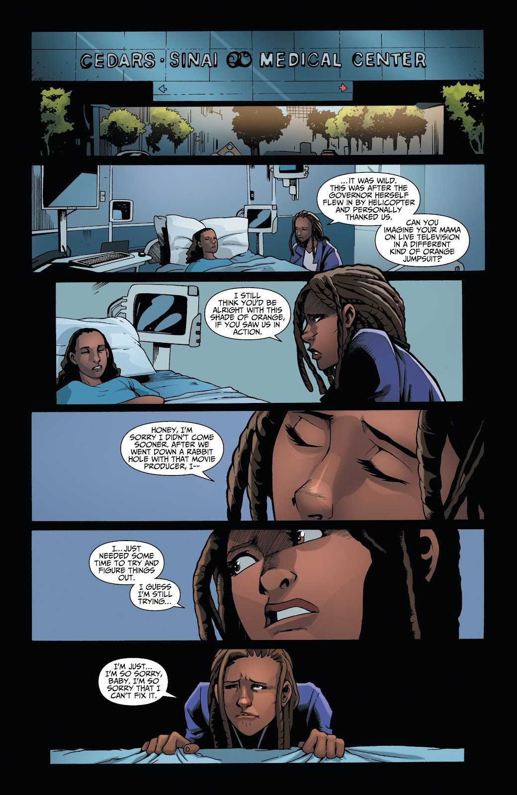 Read online Incidentals comic -  Issue #15 - 10