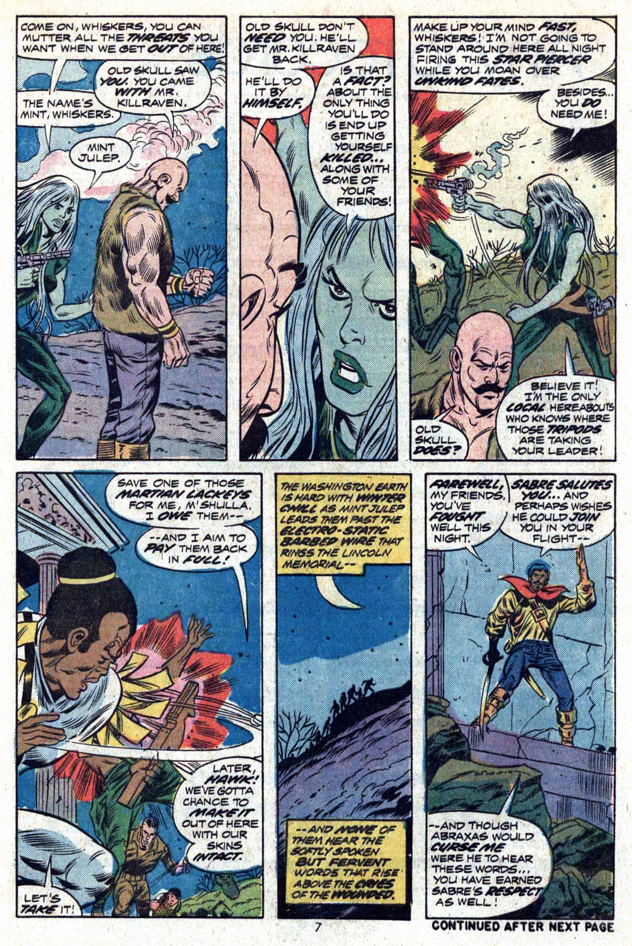 Read online Amazing Adventures (1970) comic -  Issue #23 - 9
