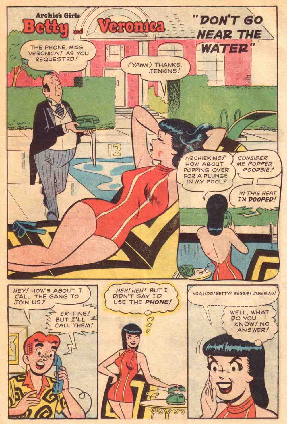 Read online Archie's Girls Betty and Veronica comic -  Issue #39 - 13