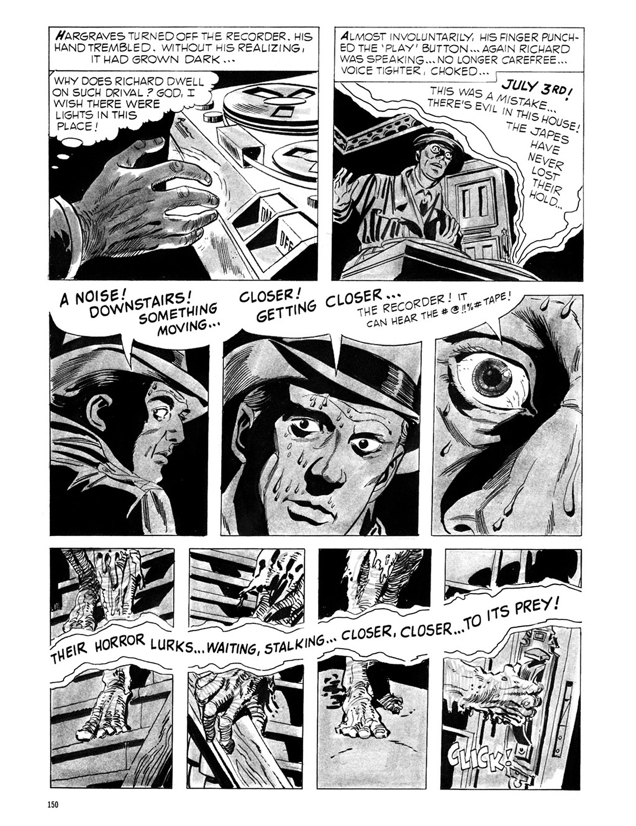 Read online Eerie Archives comic -  Issue # TPB 1 - 151