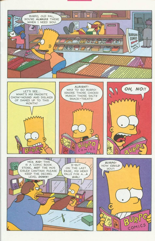 Read online Simpsons Comics Presents Bart Simpson comic -  Issue #1 - 15