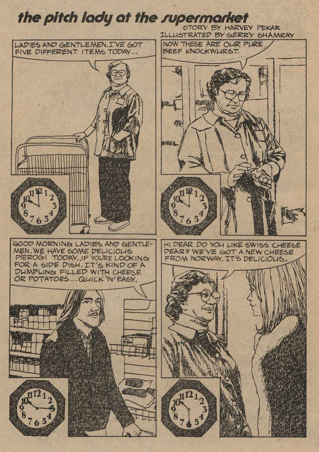 American Splendor (1976) issue 6 - Page 27
