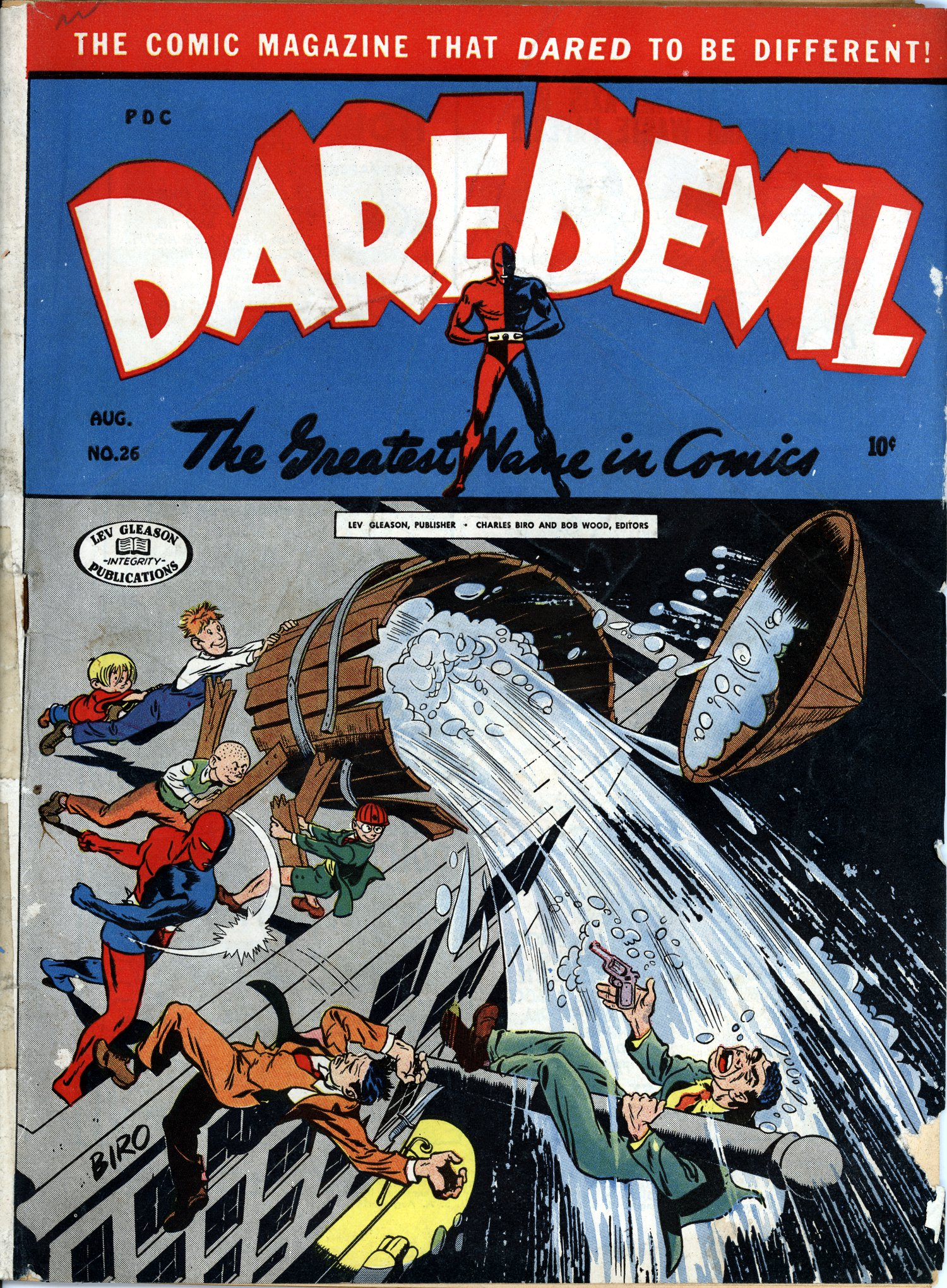 Daredevil (1941) 26 Page 1