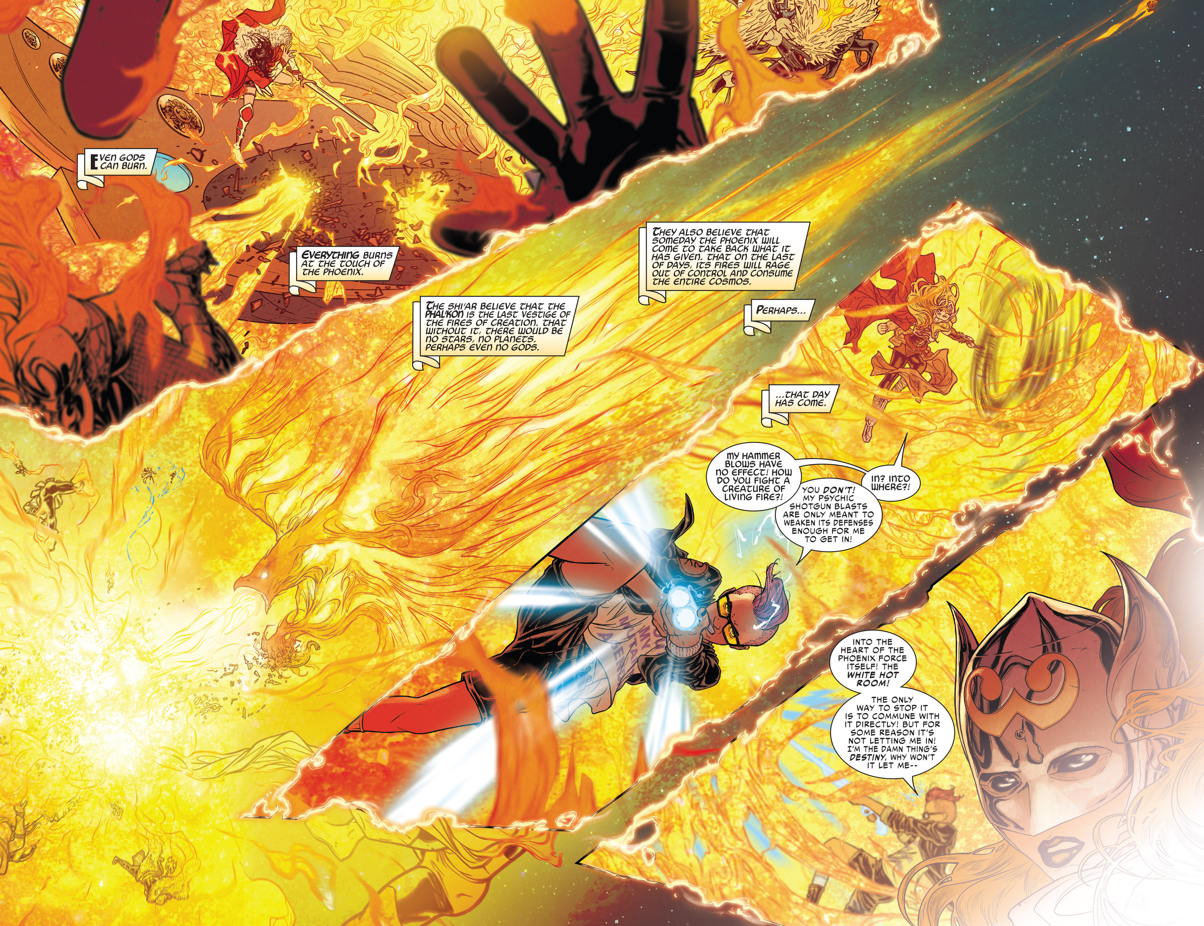 Read online Mighty Thor (2016) comic -  Issue #19 - 3