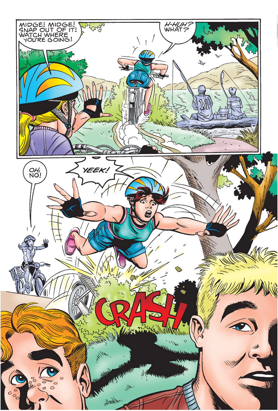 Read online Archie's New Look Series comic -  Issue #3 - 63