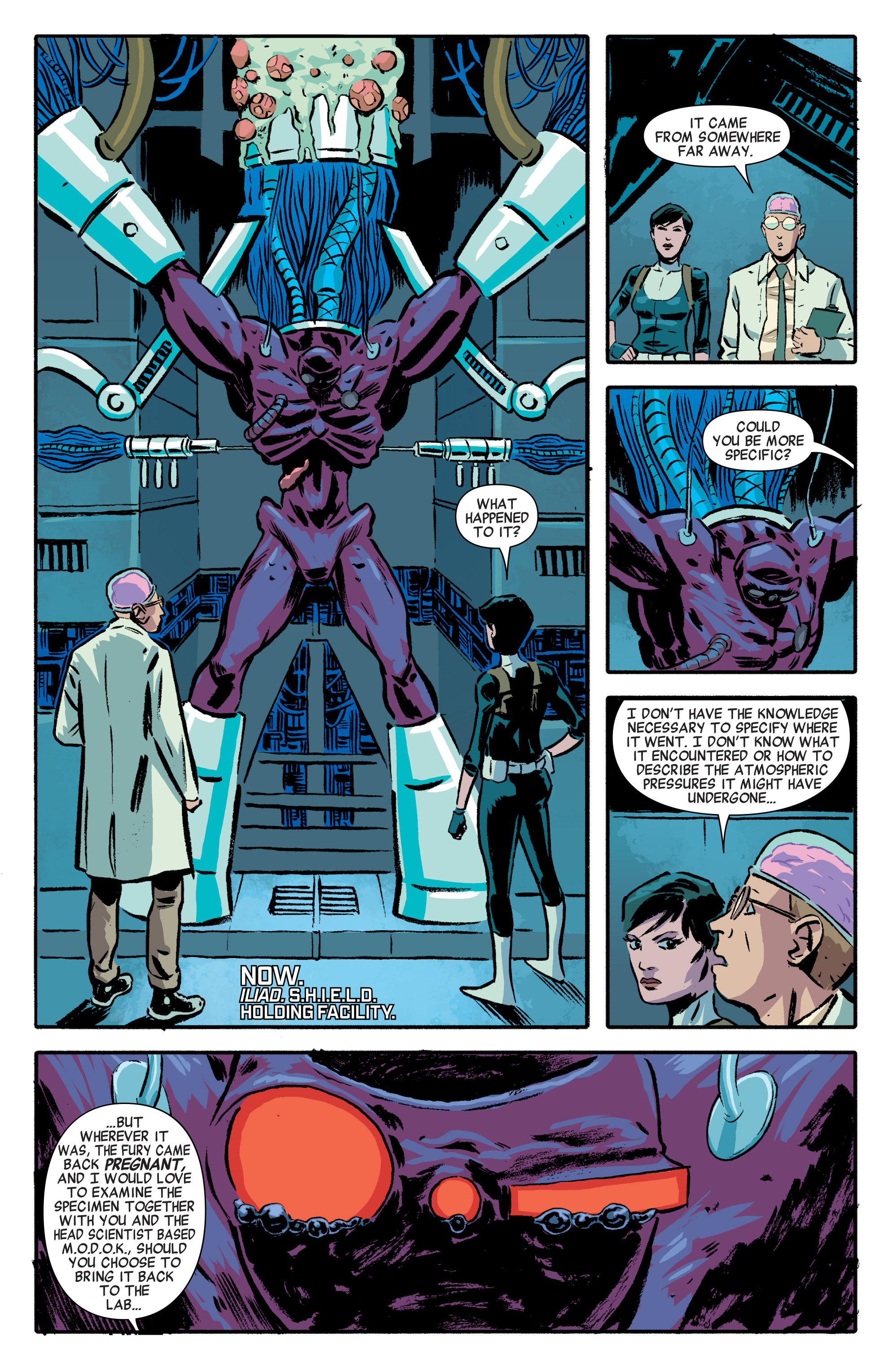 Read online Secret Avengers (2014) comic -  Issue #8 - 10