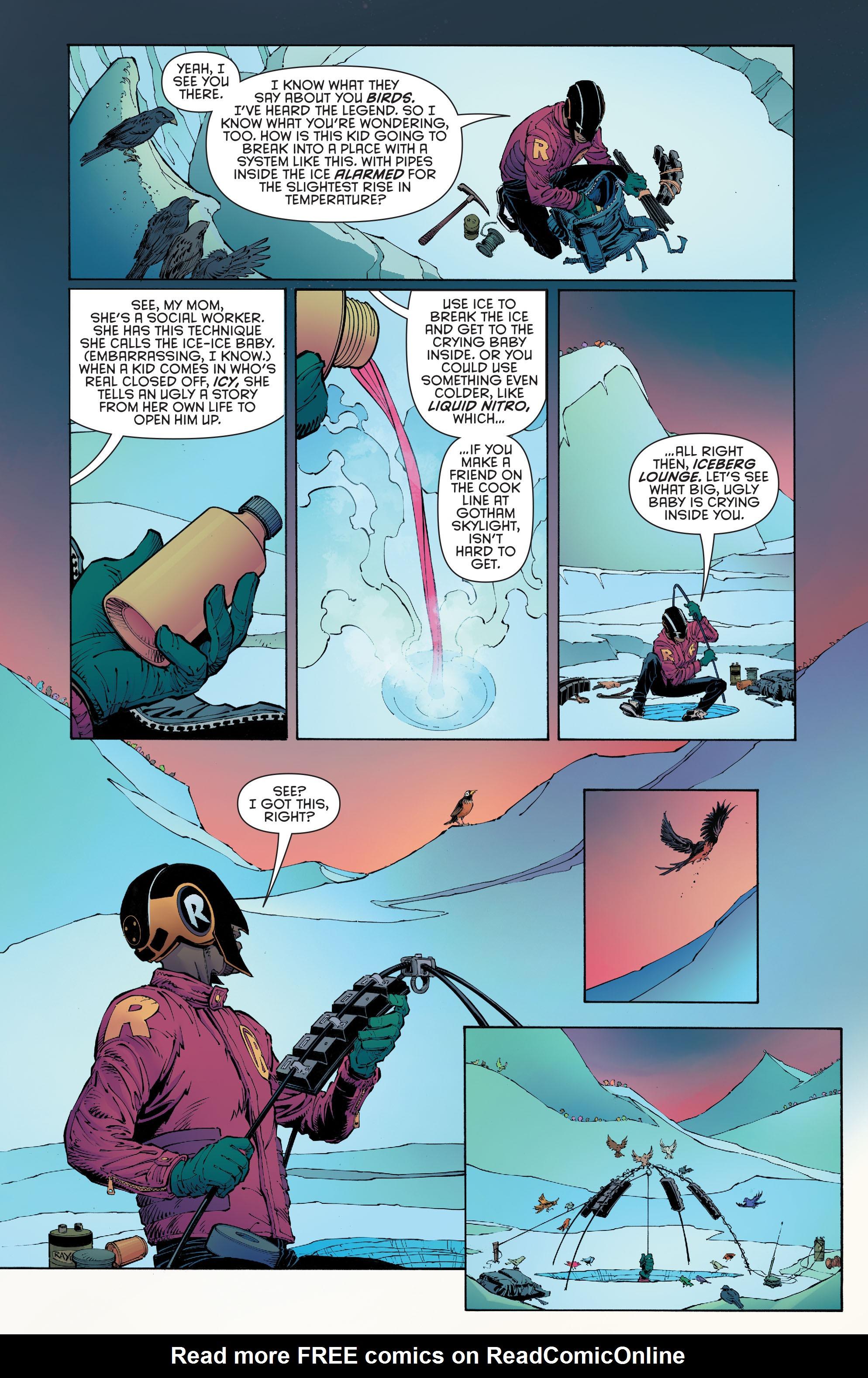 Read online Batman (2011) comic -  Issue # _TPB 9 - 16