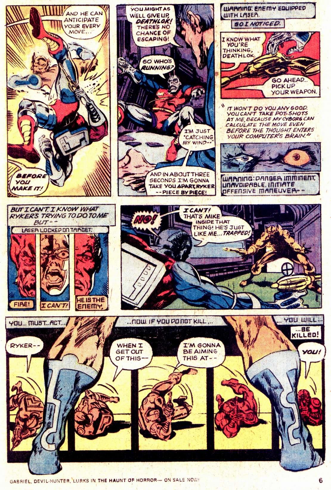 Read online Astonishing Tales (1970) comic -  Issue #27 - 5