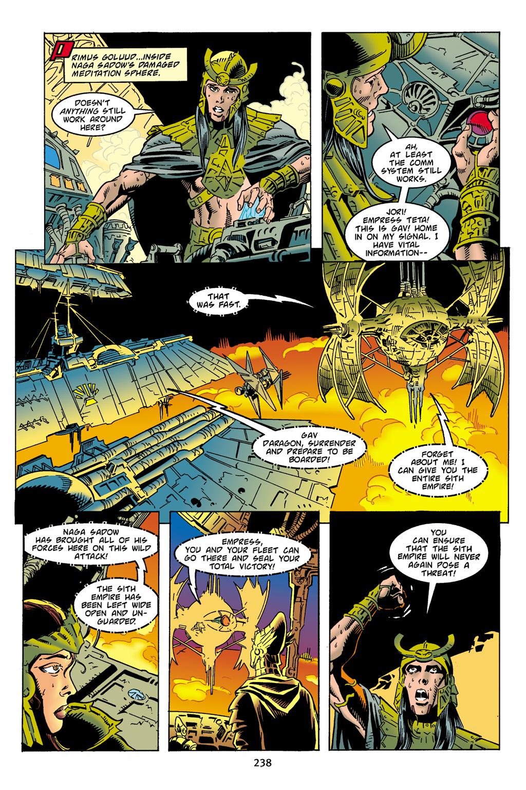 Read online Star Wars Omnibus comic -  Issue # Vol. 4 - 228