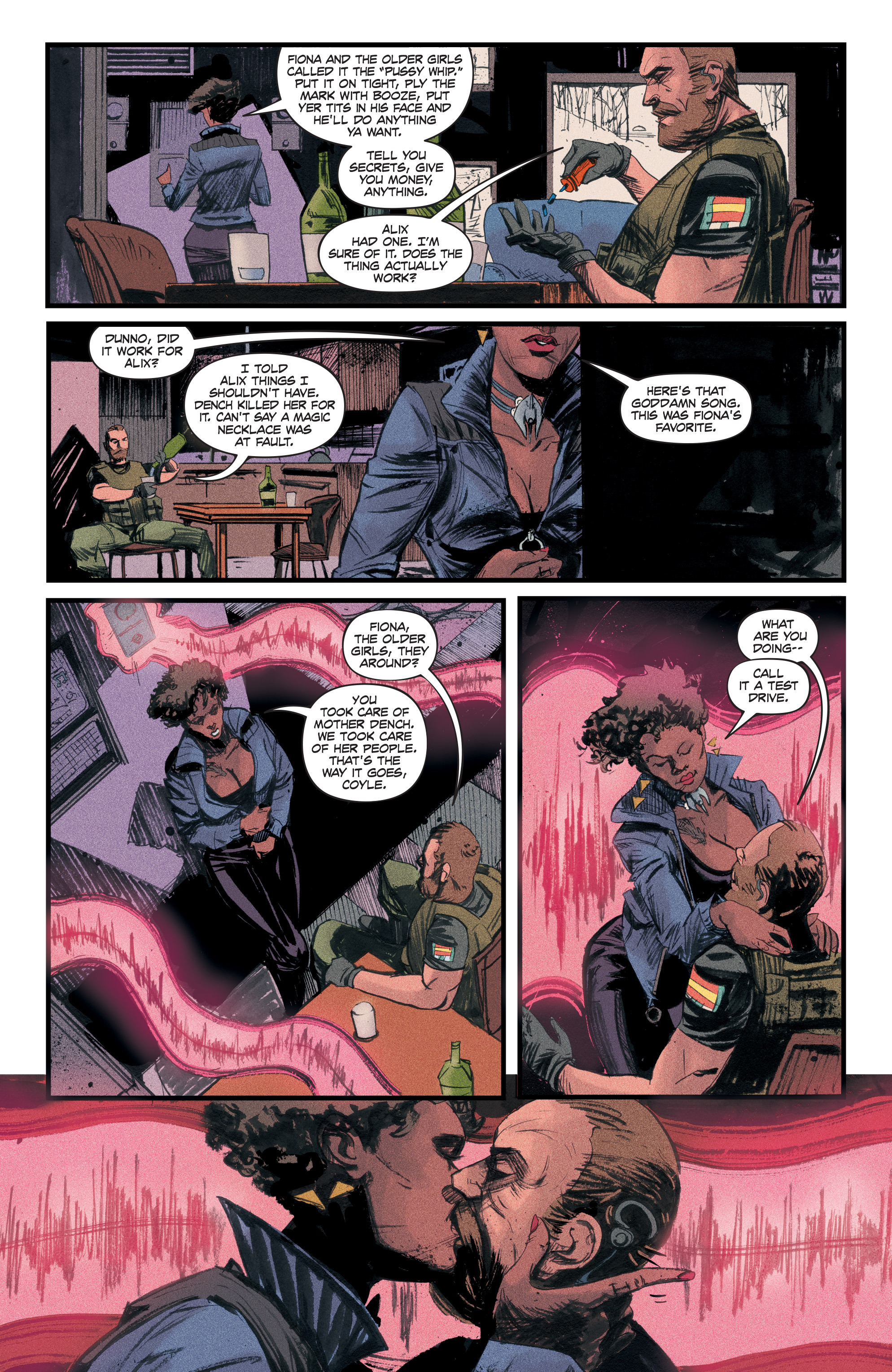 Read online Redline comic -  Issue #3 - 23