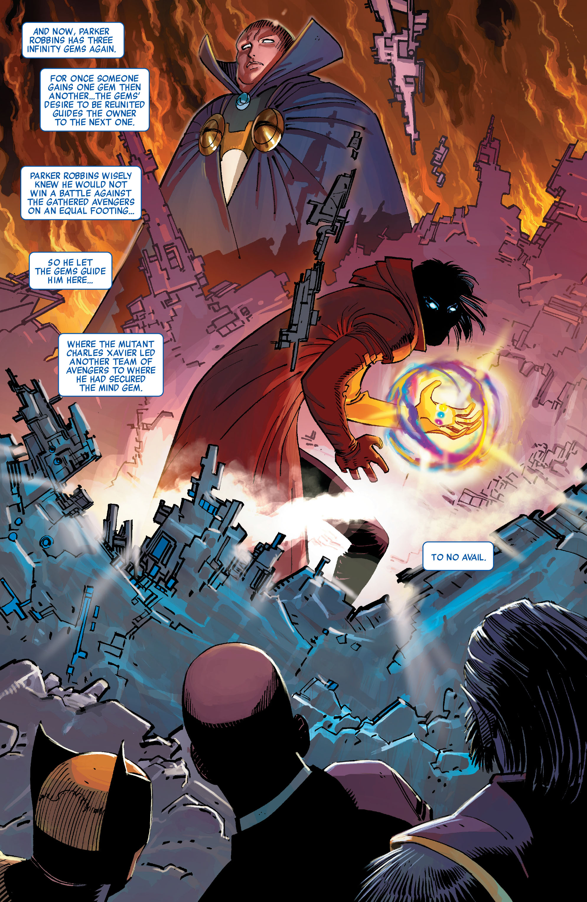 Read online Avengers (2010) comic -  Issue #11 - 19