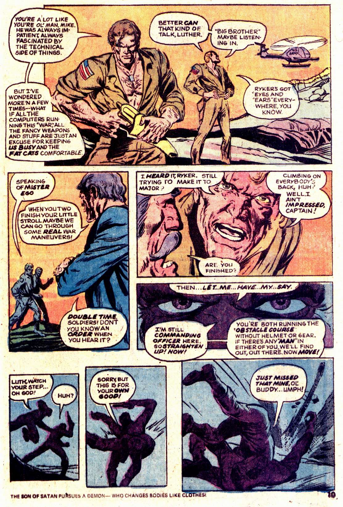 Read online Astonishing Tales (1970) comic -  Issue #27 - 7