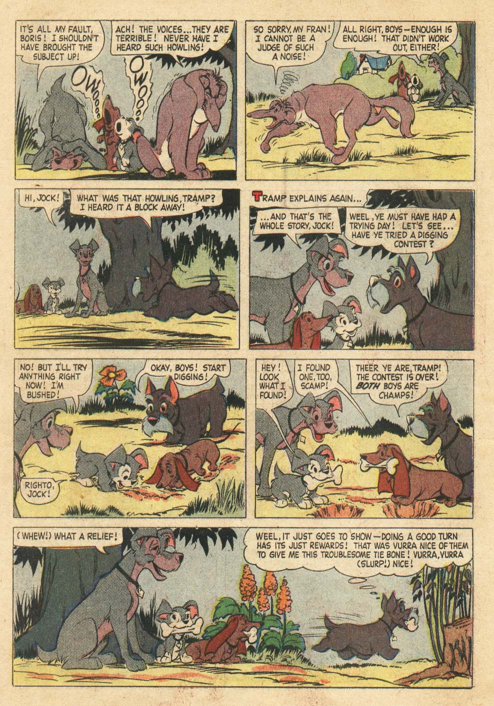 Walt Disney's Comics and Stories issue 225 - Page 17