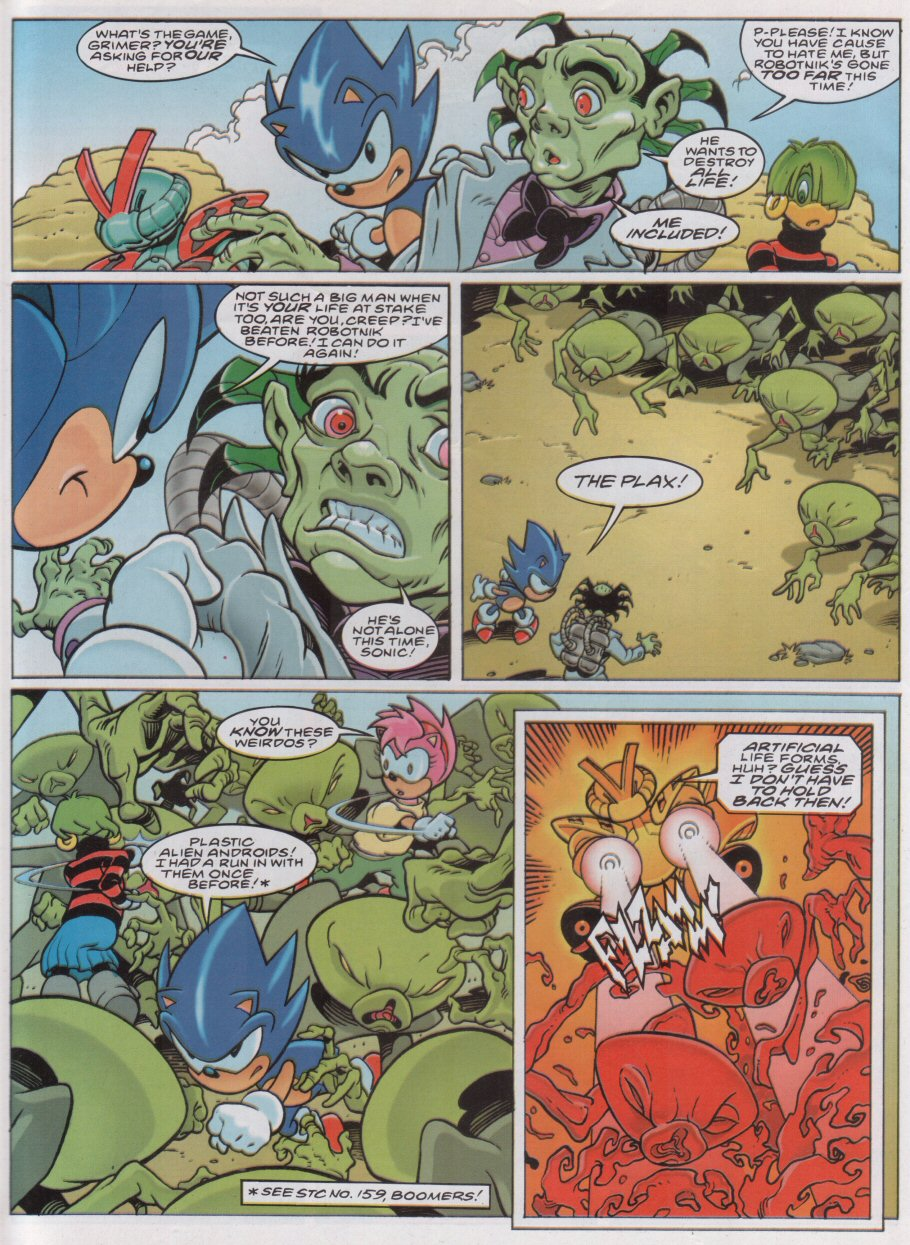 Read online Sonic the Comic comic -  Issue #173 - 4