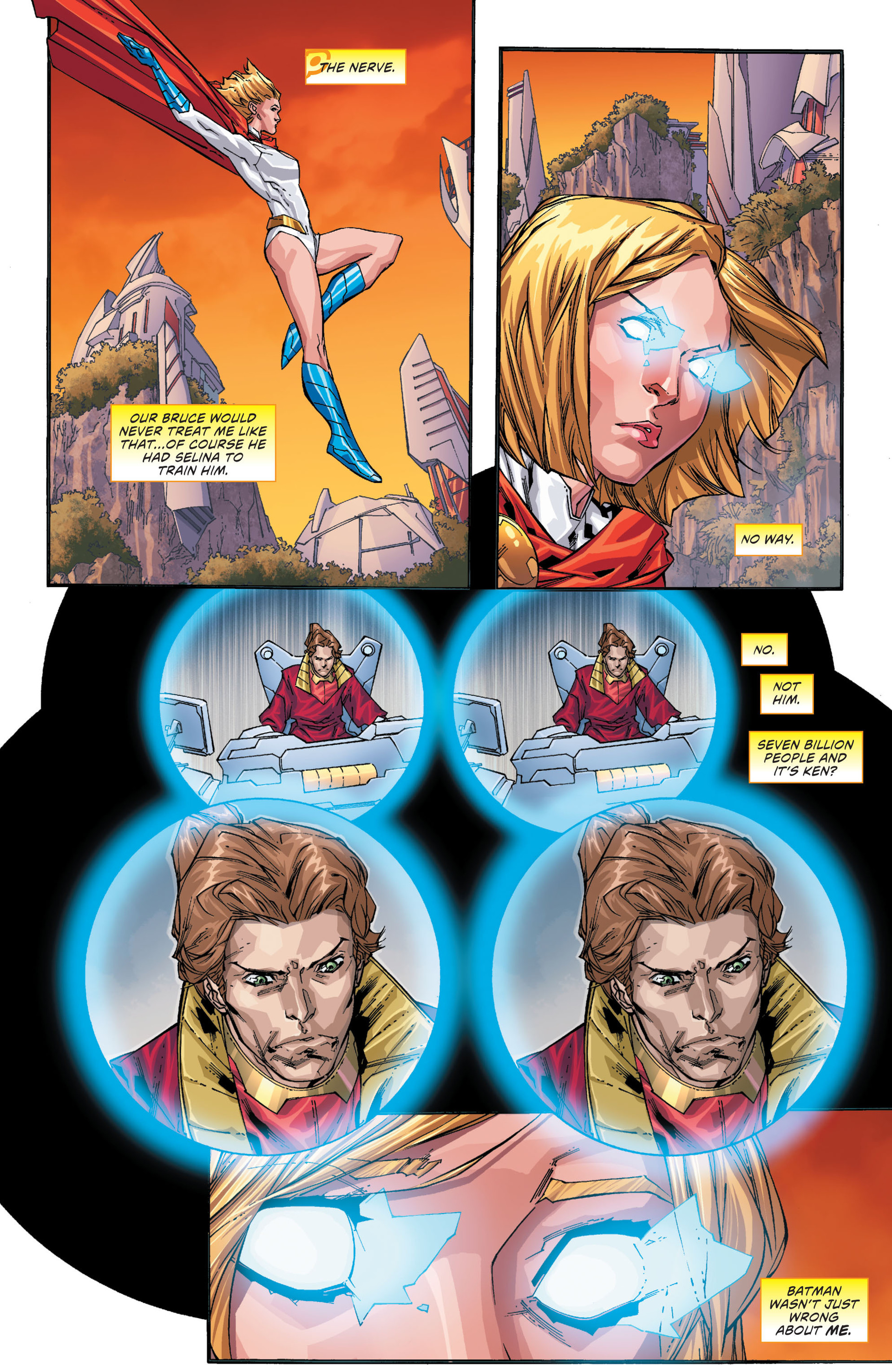 Read online Worlds' Finest comic -  Issue #20 - 13