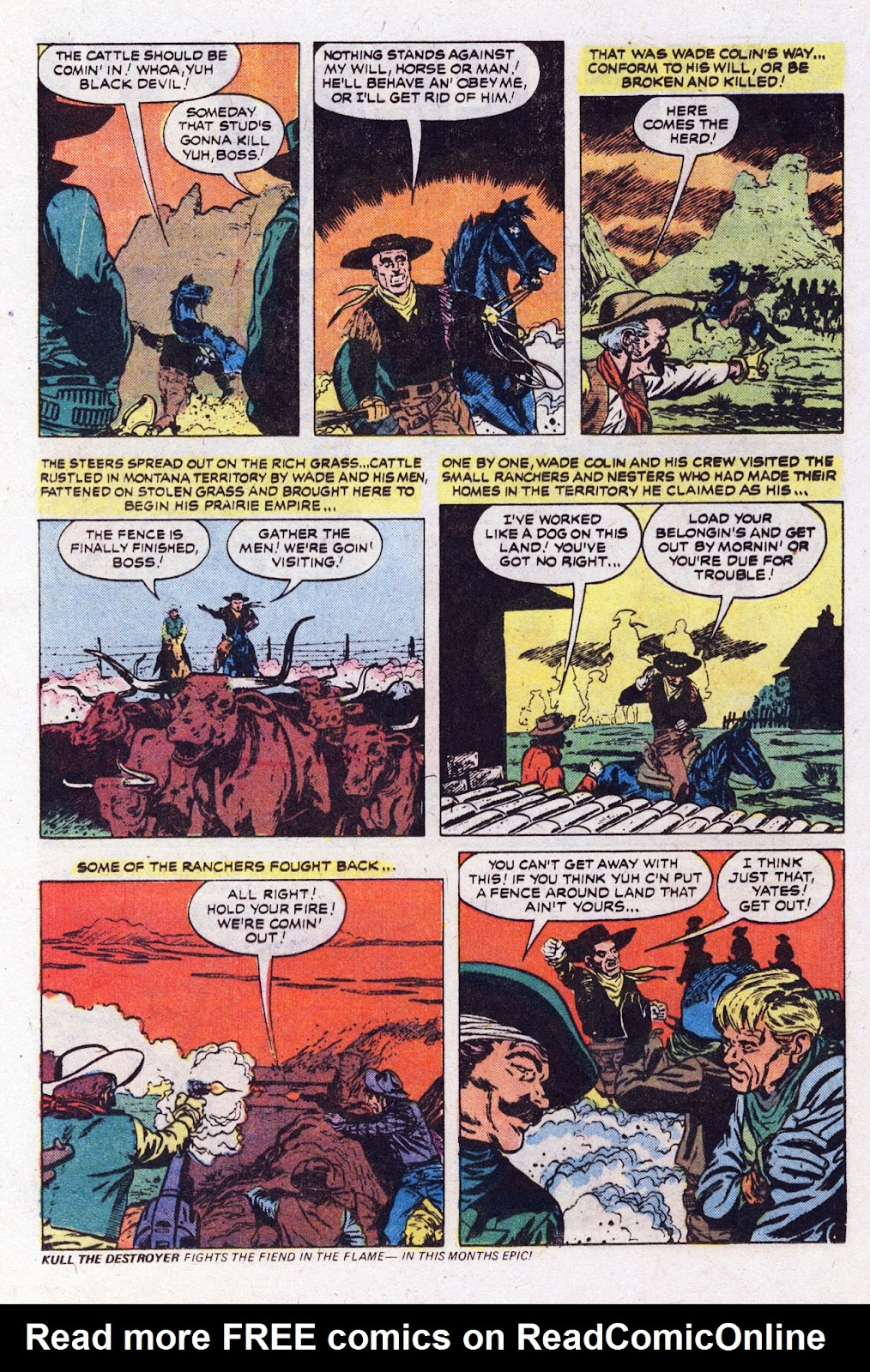 The Outlaw Kid (1970) issue 22 - Page 20