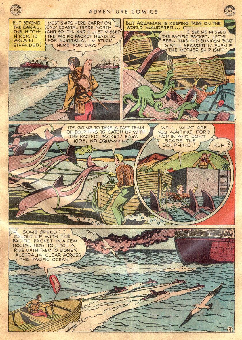 Read online Adventure Comics (1938) comic -  Issue #145 - 38