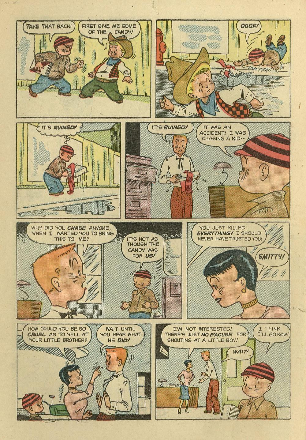 Four Color Comics issue 909 - Page 6