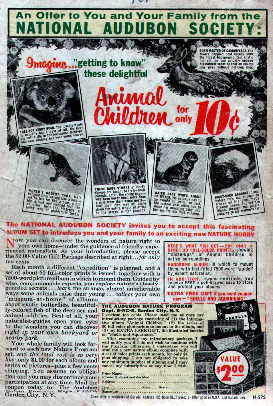 Read online Adventure Comics (1938) comic -  Issue #260 - 36
