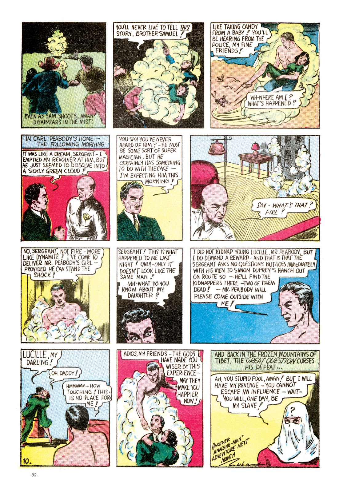 Read online The Bill Everett Archives comic -  Issue # TPB 1 (Part 1) - 82