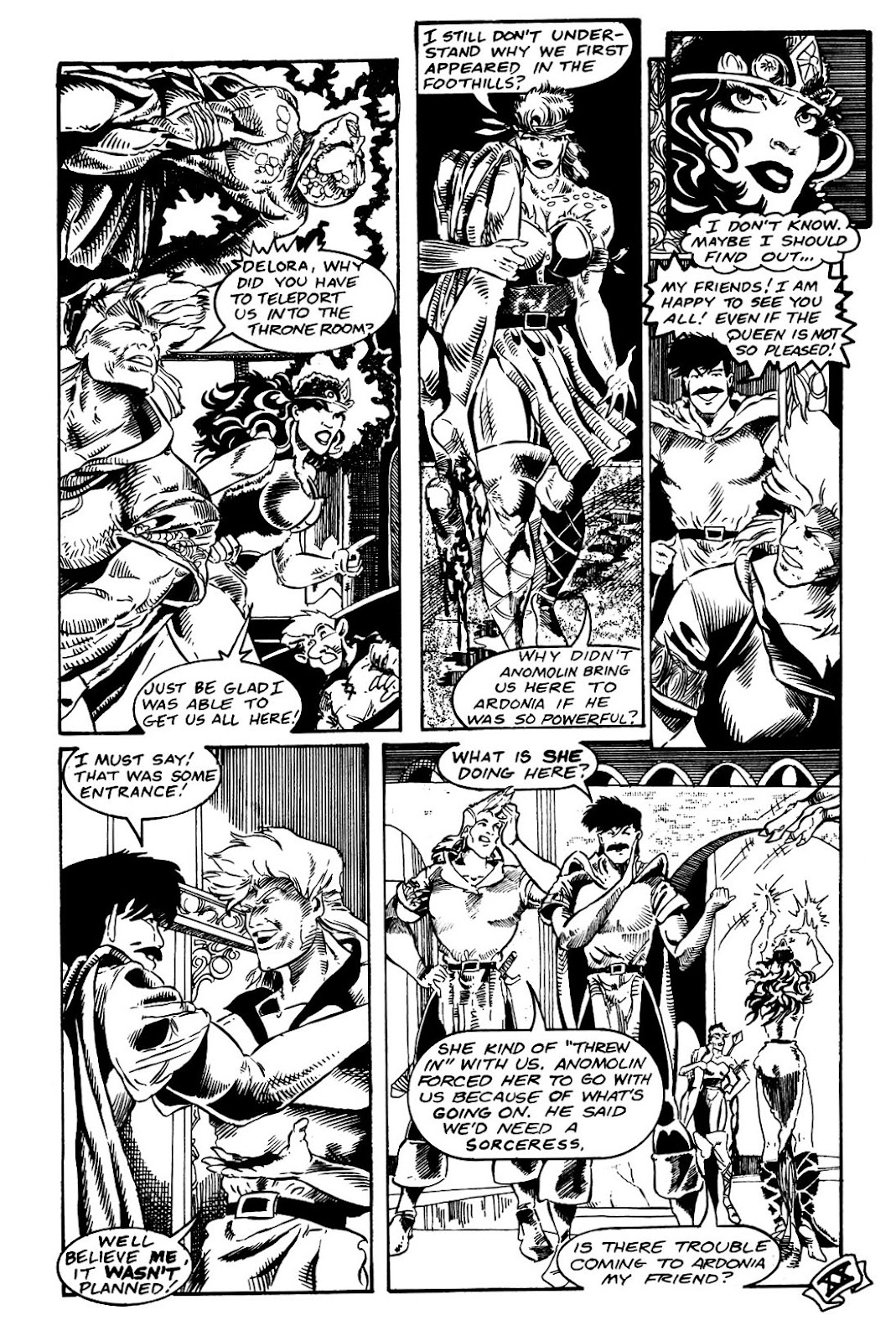 The Realm (1986) issue 20 - Page 24