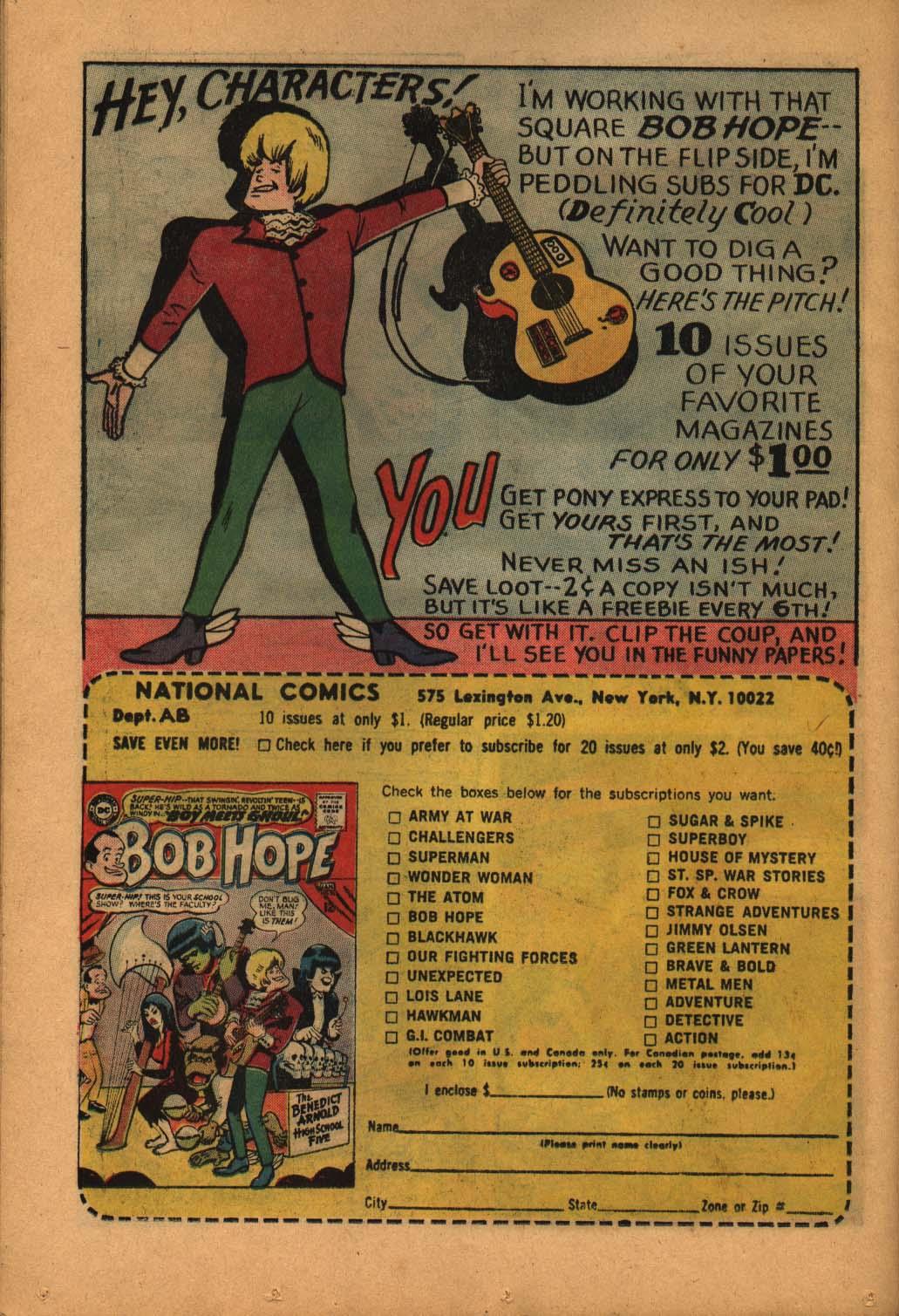 Read online Aquaman (1962) comic -  Issue #24 - 30